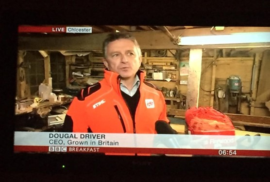 Dougal on BBC